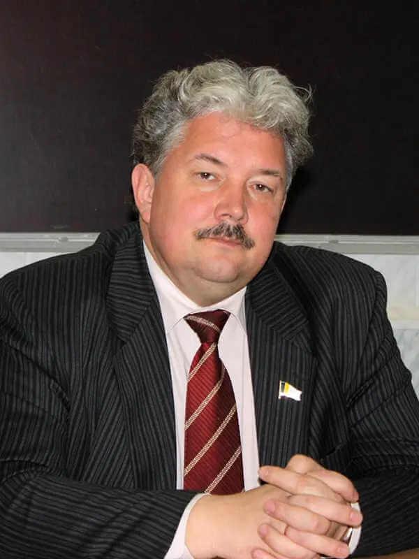 Бабурин Сергей Николаевич, доктор юридических наук, профессор, президент Международной славянской академии